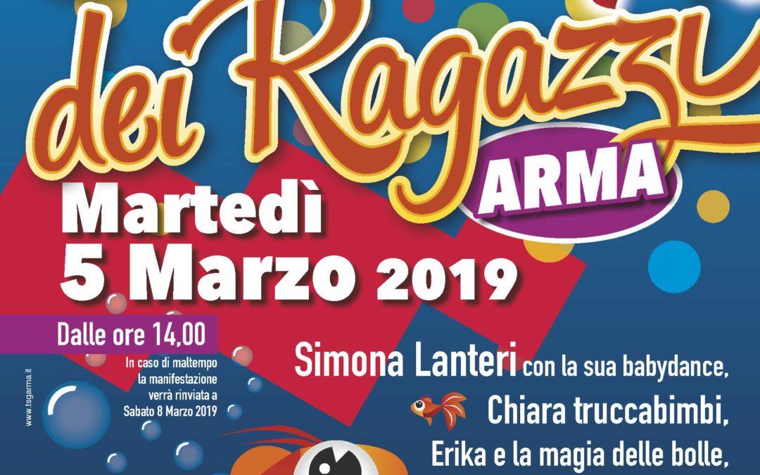 Carnevale dei Ragazzi 2019