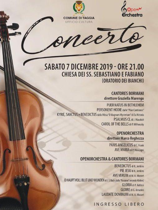 """Esibizione musicale """"OpenOrchestra"""" e i """"Cantores Bormani"""""""