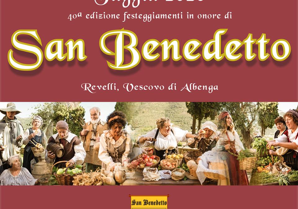 [EVENTO ANNULLATO] Festeggiamenti di San Benedetto