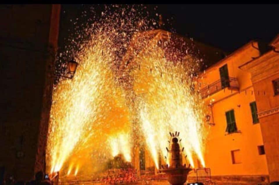 Le cascate di San Benedetto