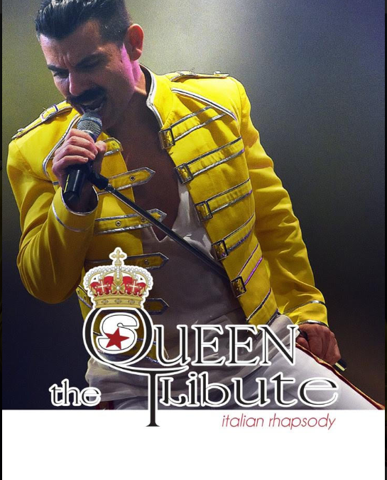 """""""THE QUEEN TRIBUTE BAND"""""""
