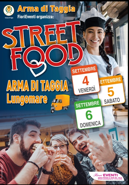 STREET FOOD 4/5/6 SETTEMBRE 2020